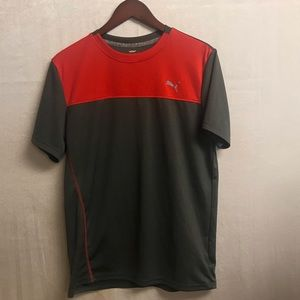 Men's Puma Workout Shirt Size Medium